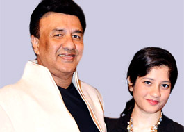 Anu Malik and daughter Anmol Malik on a roll