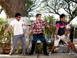 Divyendu Sharma,Ali Zafar,Siddharth