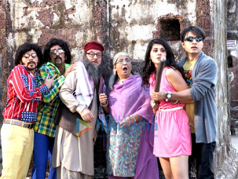 Divyendu Sharma,Siddharth,Anupam Kher,Bharti Achrekar,Tapsee Pannu,Ali Zafar