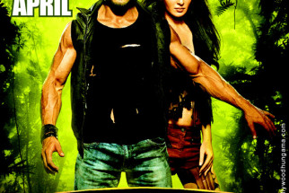 First Look Of The Movie Commando