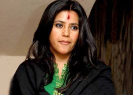 IT raids Ekta's residence, offices