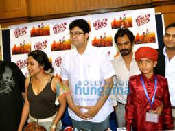 Shankar Mahadevan, Tannishtha Chatterjee, Prasoon Joshi, Nawazuddin Siddiqui, Virendra Singh Rathod