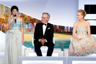 Audrey Tautou, Steven Spielberg, Nicole Kidman