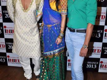 Prateik Babbar, Amyra Dastur, Dhaval Gada