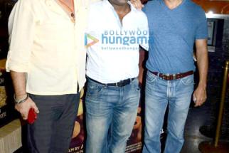 Raj Zutshi, Dibyendu Bhattacharya, Pawan Malhotra