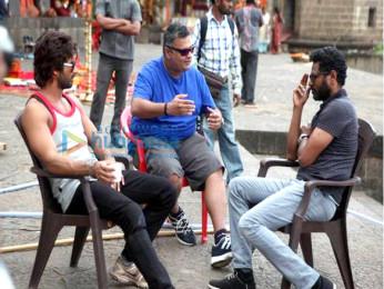 Shahid Kapoor,Viki Rajani,Prabhu Dheva