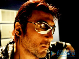 Movie Still From The Film Boom Featuring Jackie Shroff