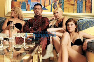 Movie Still From The Film Boom Featuring Gulshan Grover