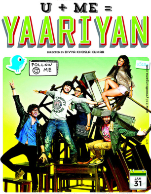 Yaariyan Cover