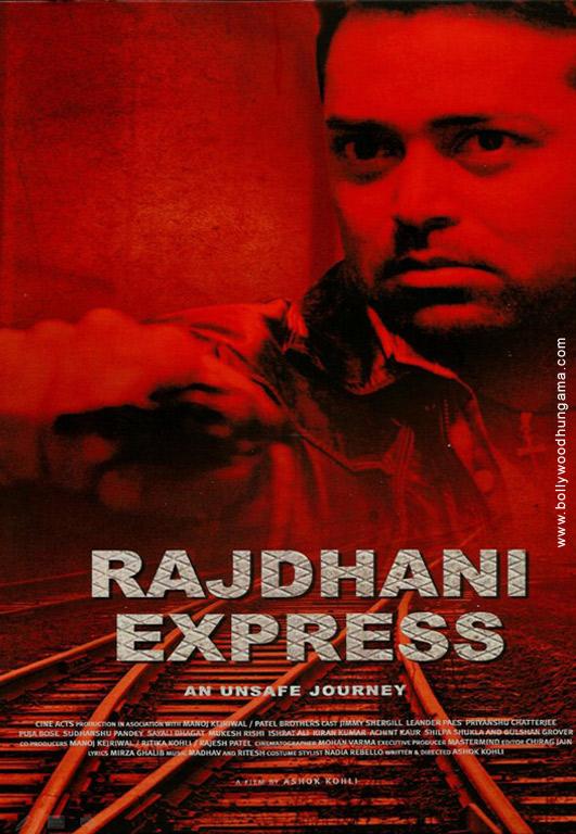 Rajdhani Express Cover