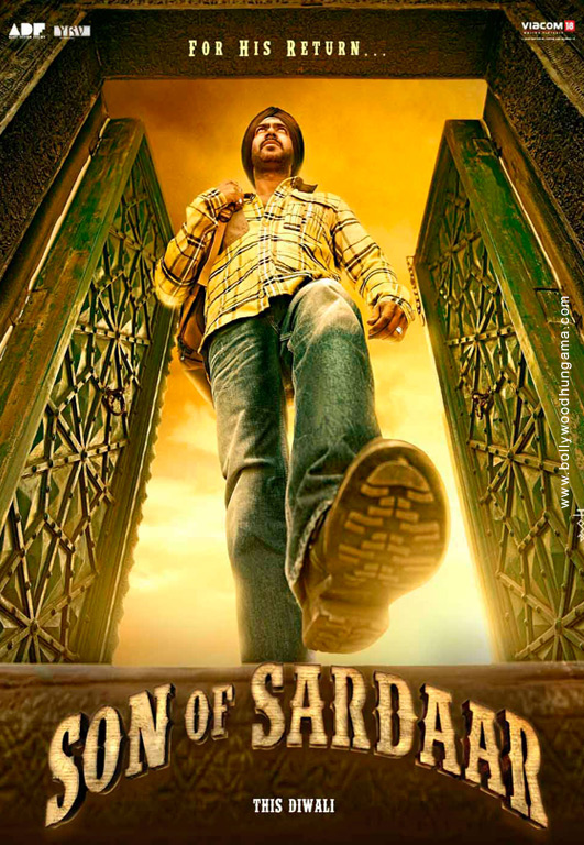 Son Of Sardaar Cover