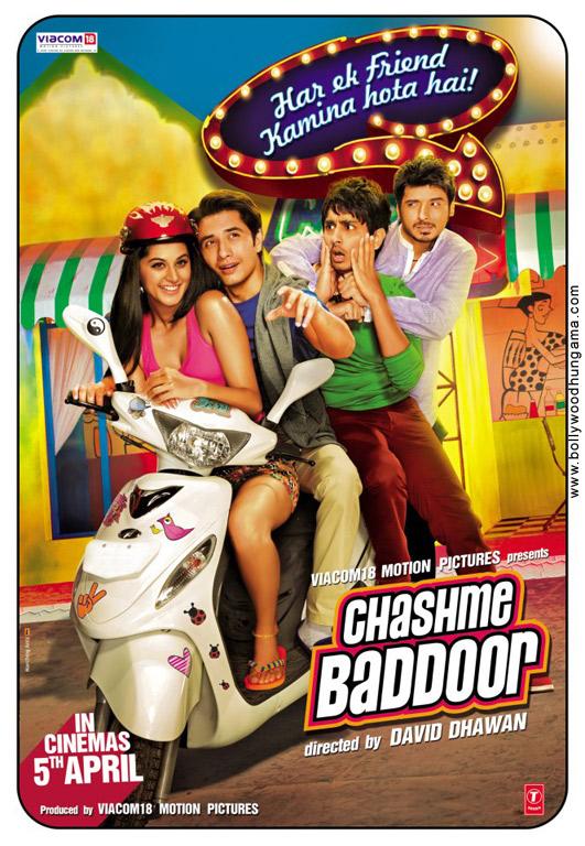 Chashme Baddoor Cover