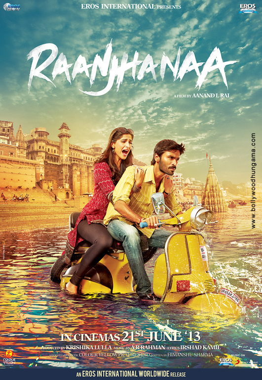 Raanjhanaa Songs, Images, News, Videos & Photos