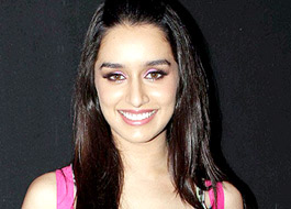 Shraddha to be chief guest at football tournament