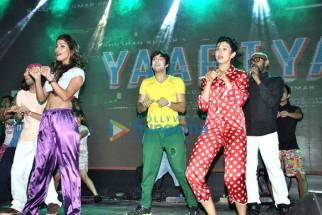 Dev Sharma, Nicole Faria, Himansh Kohli, Rakul Preet, Benny Dayal