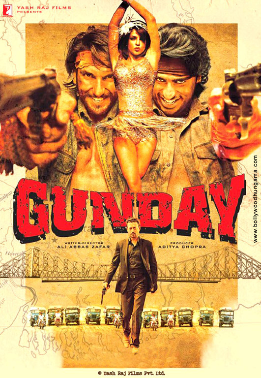 Gunday Cover