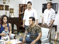 Tulip Joshi, Ashmit Patel, Salman Khan, Yash Tonk