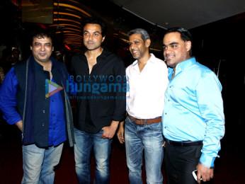 Girish Malik, Bobby Deol, Puneet Singh