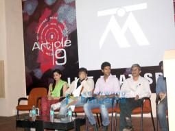 Kirti Kulhari, Girish Malik, Purab Kohli