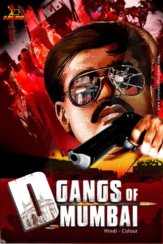 First Look Of The Movie D Gangs Of Mumbai