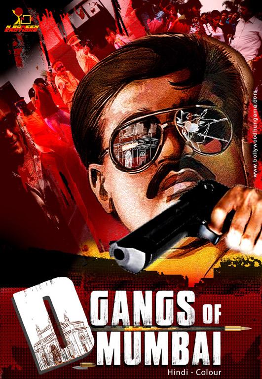 D Gangs Of Mumbai Cover