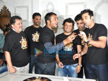 Vijay Singh, Vikramaditya Motwane, Anurag Kashyap, Vikas Bahl, Karan Johar, Ranbir Kapoor