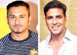 Honey Singh's bonanza for Akshay in Shaukeen
