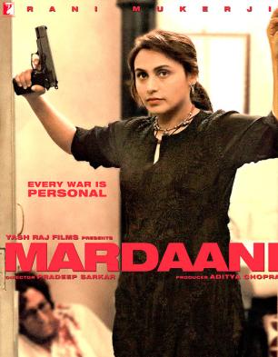Mardaani Cover