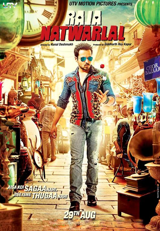 Raja Natwarlal Cover