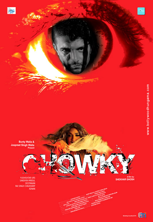 Chowky Cover