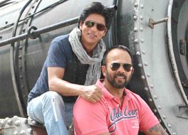 Shah Rukh Khan and Rohit Shetty's next to go on floor in 2015