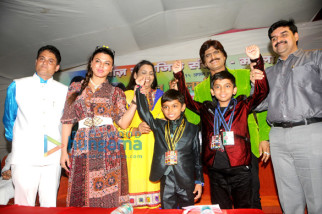 Cyril Dsouza, Rakhi Sawant, Zeenat Qureshi, Ehsaan Qureshi