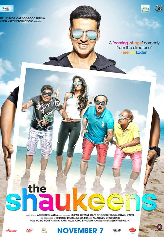 The Shaukeens Cover