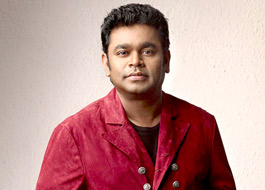 """""""My first film production is almost in place"""" - A. R. Rahman"""