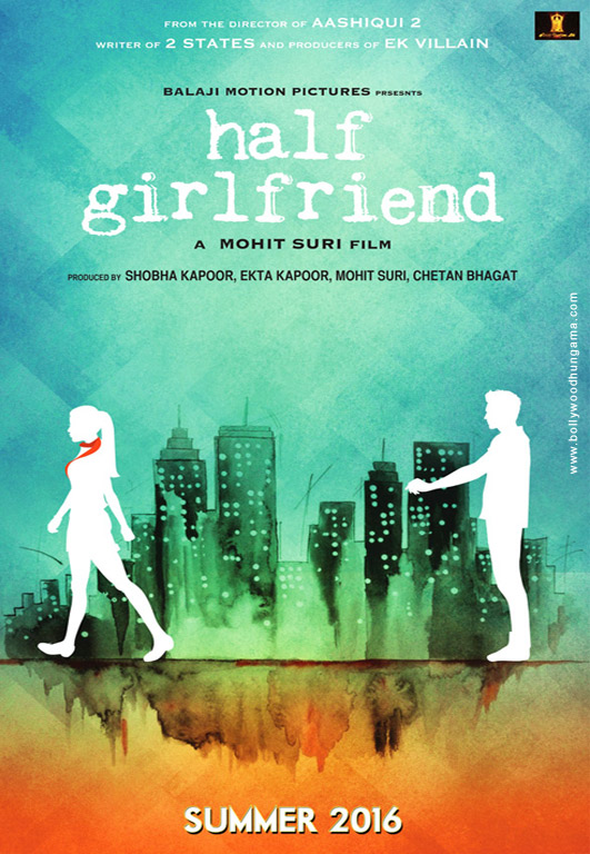 Half Girlfriend Cover