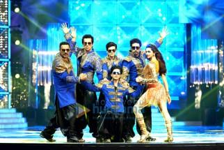Boman Irani, Sonu Sood, Vivaan Shah, Shah Rukh Khan, Abhishek Bachchan, Deepika Padukone