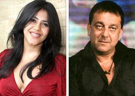 Ekta Kapoor takes Sanjay Dutt to court over Rs. 1.5 cores?