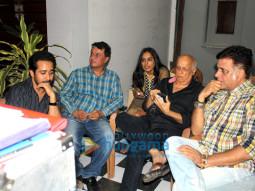 Abhishek Pathak, Kumar Mangat Pathak, Mahesh Bhatt, Bhushan Patel