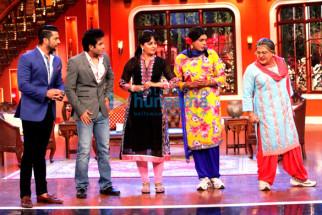 Aftab Shivdasani, Tusshar Kapoor, Upasana Singh, Sunil Grover, Ali Asgar