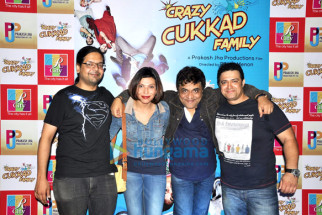 Suhaas, Shilpa Shukla, Swanand Kirkire, Ninad Kamat