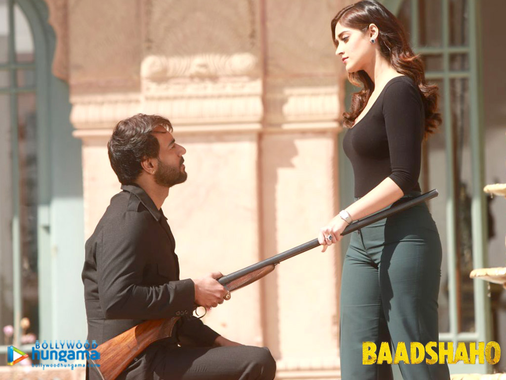 Movie Wallpapers Of The Movie Baadshaho