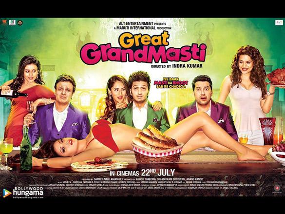 Grand Masti 2 Full Movie