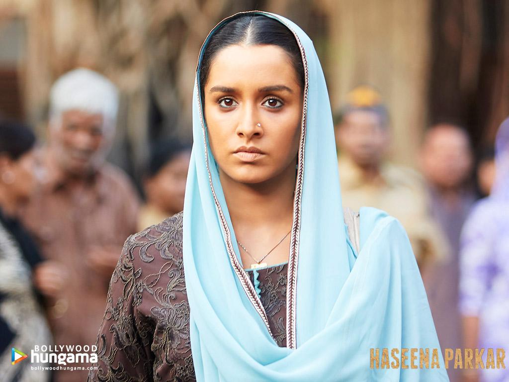 Movie Wallpaper Of Haseena Parkar