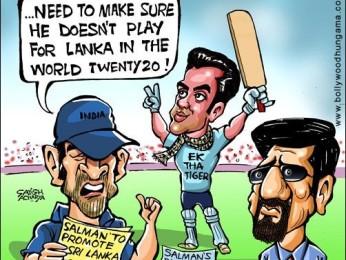 Salman's fastest Hundred