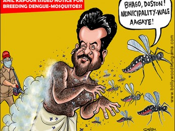 Anil Kapoor's dengue connection