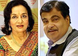 Asha Parekh lobbied for Padma Bhushan says Union Minister Nitin Gadkari