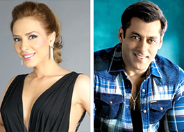 Lulia Vantur, a frequent visitor on Salman Khan's Bigg Boss set