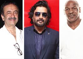 Rajkumar Hirani, Madhavan to host special screening of Saala Khadoos for Mike Tyson