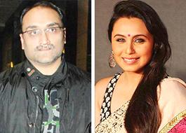 Aditya Chopra, Rani Mukerji and Adira all set to head to Paris