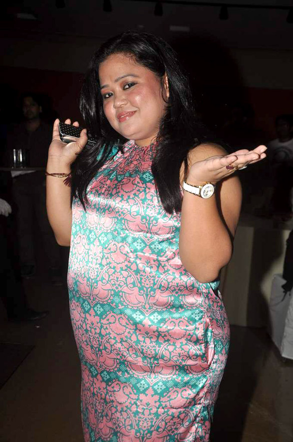 Photo Of Bharti From The Celebs grace the Comedy Circus 300 episodes bash